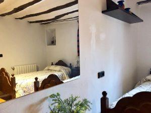 Dormitorio camas planta baja