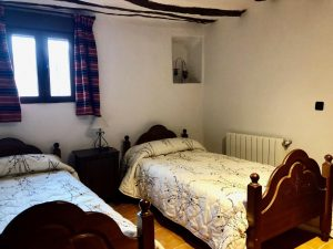 dormitorio bajo individuales