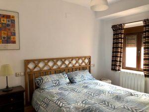 dormitorio tres hotel calefaccion