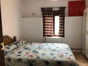 dormitorio uno hotel calefaccion